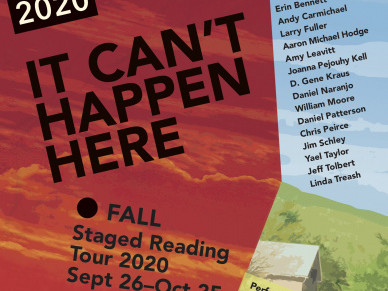 IT CAN'T HAPPEN HERE - WRJ Event tickets - BarnArts Center for the Arts