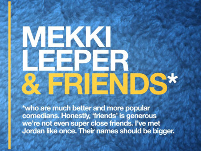 Mekki Leeper & Friends Event tickets - Good Good Comedy Theatre