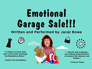 EMOTIONAL GARAGE SALE