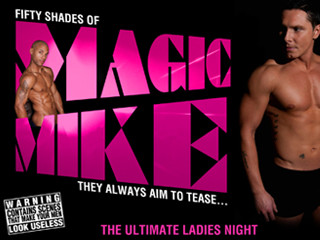 Fifty Shades of Magic Mike