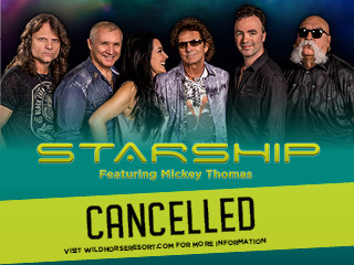 Starship feat. Mickey Thomas-cancelled