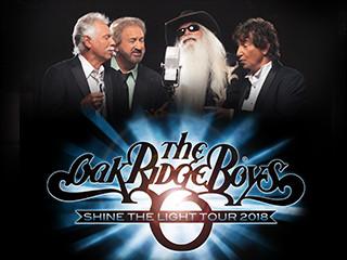 The Oak Ridge Boys Event tickets - Little Creek Casino