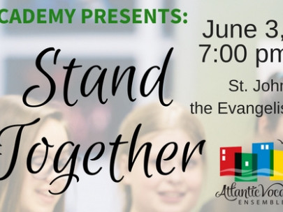 Stand Together Event tickets - Gros Morne Summer Music