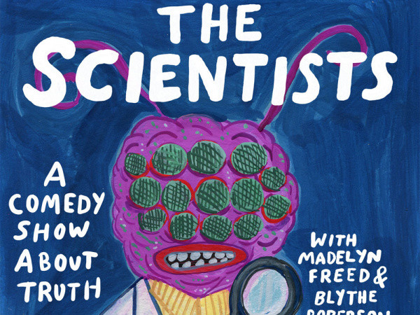 The Scientists tickets - Good Good Comedy Theatre
