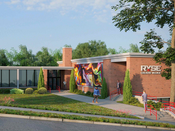 RYSE Creative Village Tour/ Presentation Event tickets - RYSE