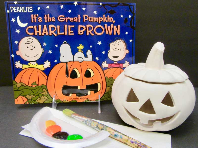 Charlie Brown & The Great Pumpkin