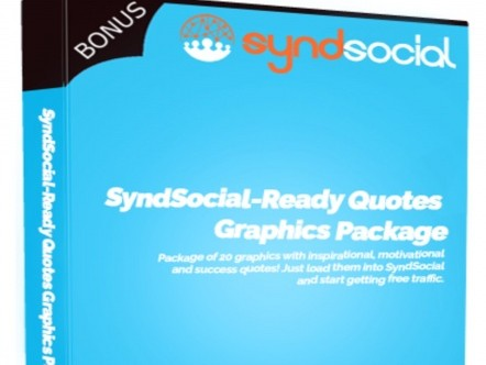 SyndSocial Review and $30000 Bonus Event tickets - todofuso