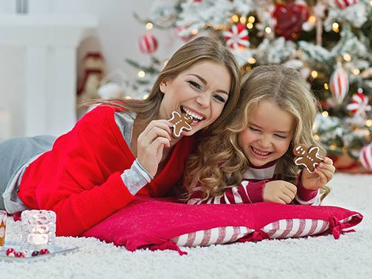 Christmas Mum and Me Wonderland Spa day tickets - Little Miss Enchanted