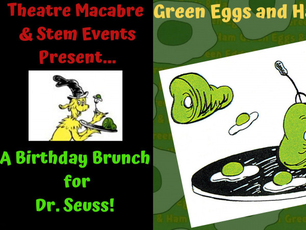 A Birthday Brunch for  Dr. Seuss Event tickets - Stem Events