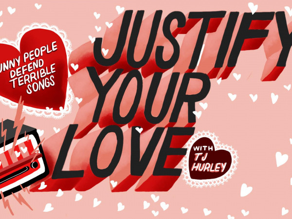 Justify Your Love Event tickets - Good Good Comedy Theatre
