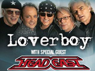 LOVERBOY & HEAD EAST