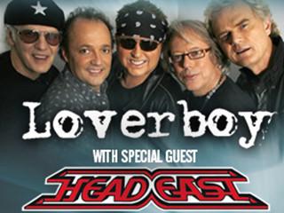 LOVERBOY & HEAD EAST
