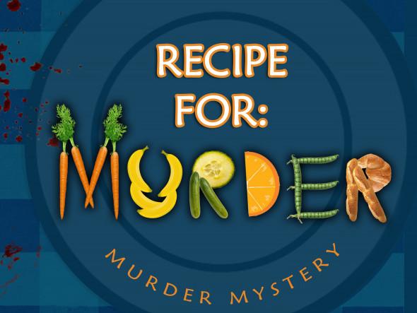 Recipe for Murder 2: Killer Kitchen Event tickets - Stem Events