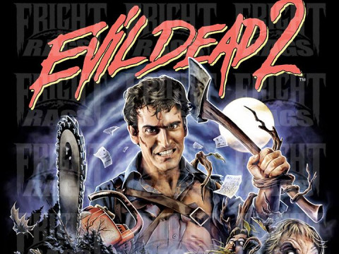 Evil Dead 2- Haunted Horror Movie Event tickets - Playhouse