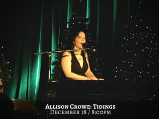 Allison Crowe: Tidings