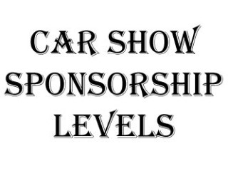 2020 Solivita Car Show: Sponsorship