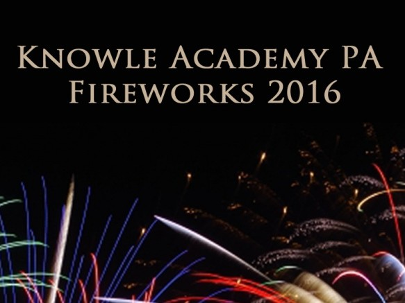 Knowle Primary Academy PA Fireworks Event tickets - Knowle Primary Academy Parents Association