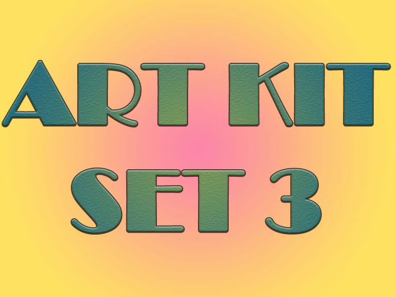 To-Go Acrylic Paint Kit Set #3
