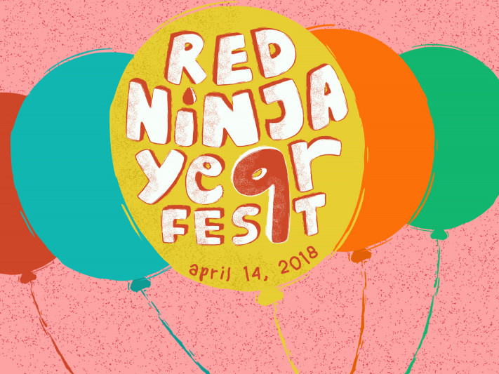 Red Ninja Year 9 Fest Event tickets - Red Ninja Productions