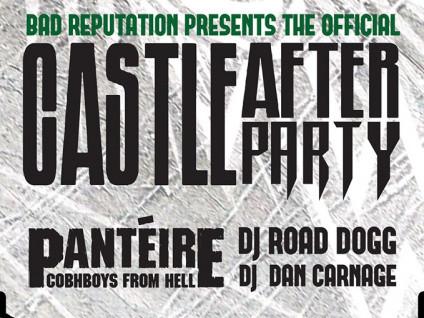 Official Castle After-Party Event tickets - Dolans pub