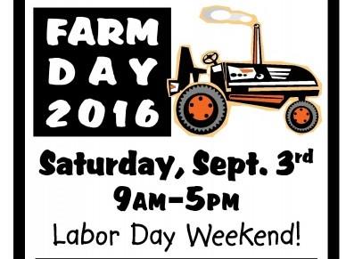 Farm Day 2016 Event tickets - Lutz Children's Museum