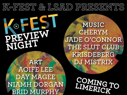 K-FEST PREVIEW NIGHT Event tickets - Dolans pub