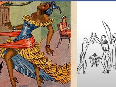 Urban Ritual & Cuban Dance Social Night Event tickets - UrbanRitual Capoeira & Afro-Cuban Dance