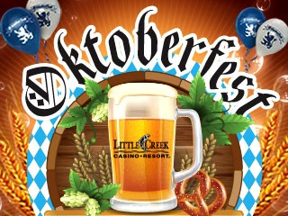7th Annual Oktoberfest tickets - Little Creek Casino