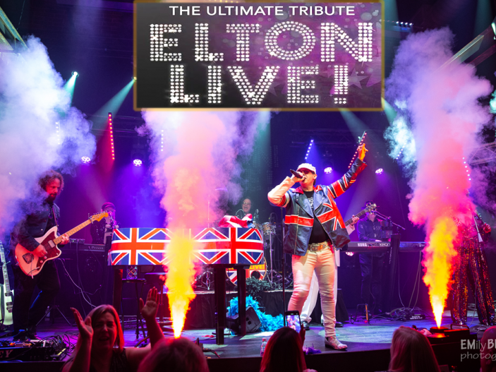 Elton Live The Ultimate Tribute Band