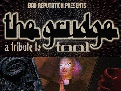 The Grudge – A tribute to TOOL tickets - Dolans pub