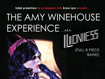 Lioness, The Amy Wine House Experience Event tickets - Dolans pub