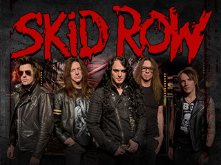 SKID ROW tickets - Little Creek Casino