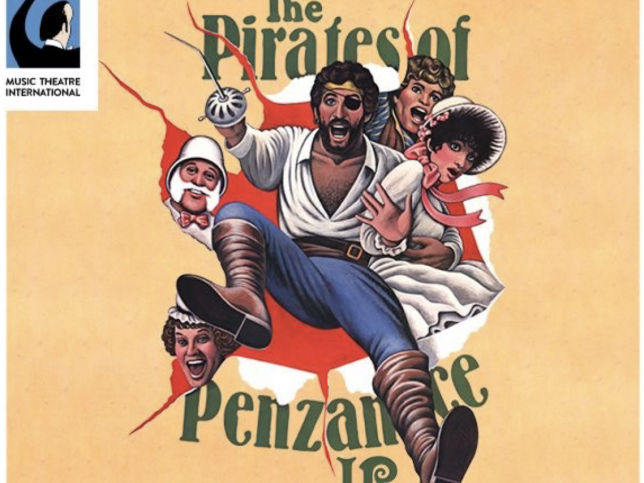 The Pirates of Penzance Jr.