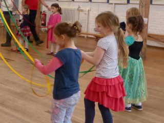 Dancing for Fun Event tickets - British Schools Museum