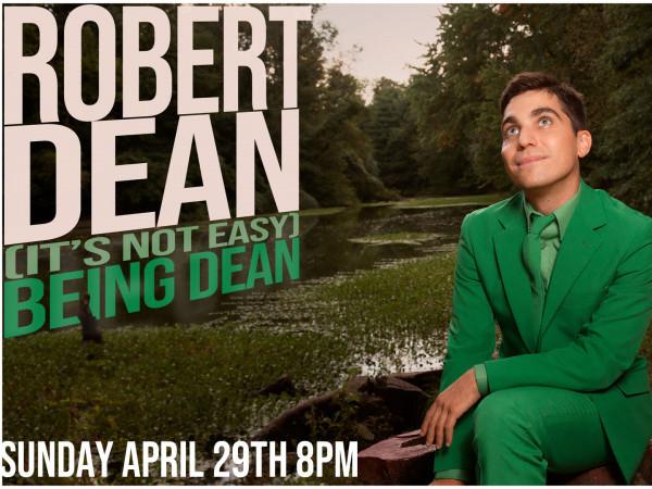 Robert Dean: (It's Not Easy) Being Dean tickets - Good Good Comedy Theatre
