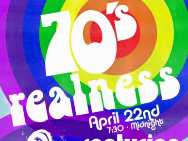 Madame Z's 70s Realness Event tickets - The City Laundry