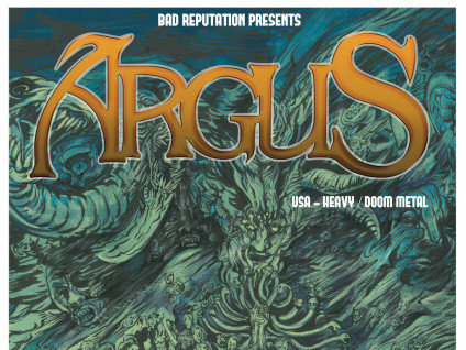 Argus (USA) presented by Bad Reputation tickets - Dolans pub