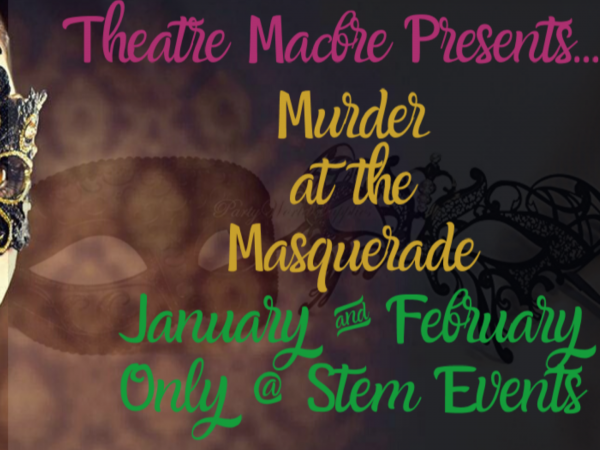 Murder at the Masquerade Ball Event tickets - Stem Events