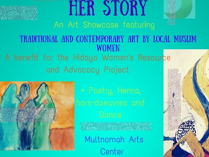 Her Story Event tickets - Muslimahs United