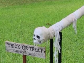 SPCA's Trick or Treat Trail