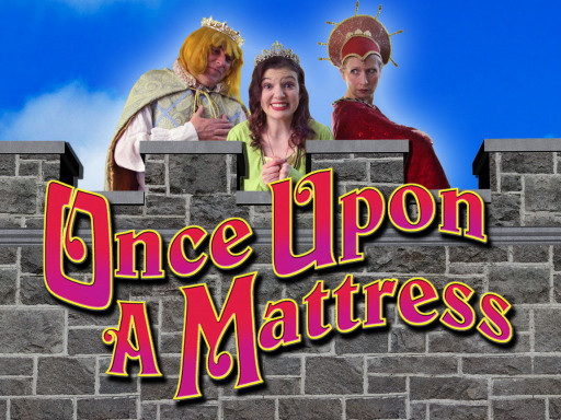 Once Upon A Mattress Event tickets - Silver Scene Players