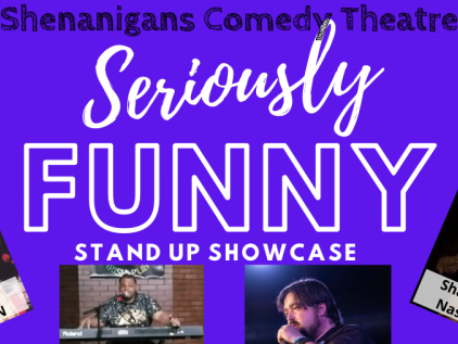 Seriously Funny - Stand Up Comedy Show