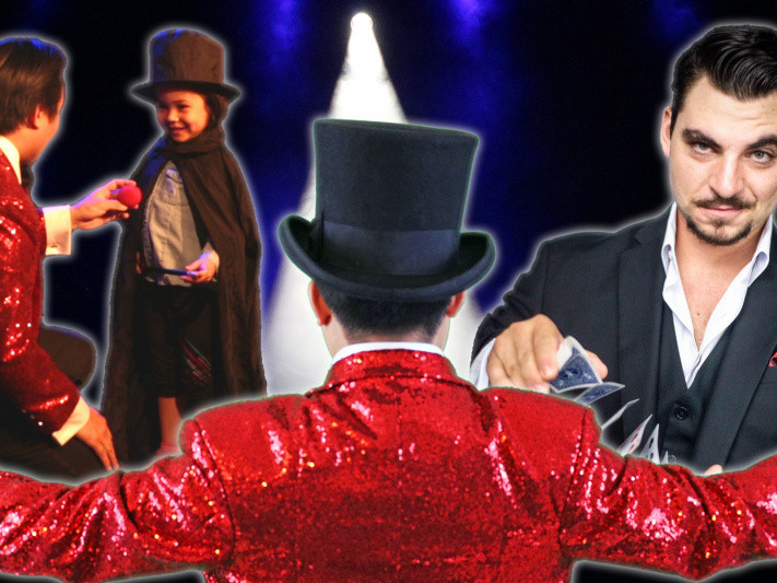 The Greatest Showmagician Event tickets - Naathan Phan