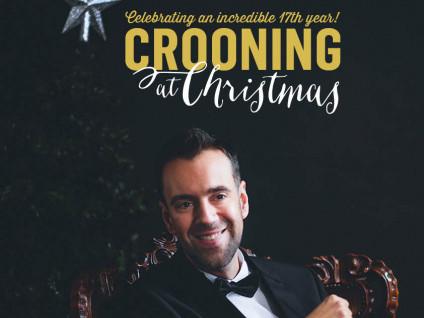 Liam O'Brien-Crooning at Christmas