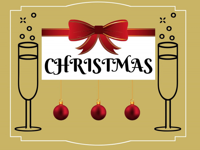 Christmas Party and Prosecco Reception Event tickets - RCM SU Ticketed Events