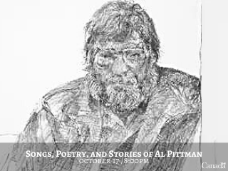 Songs, Poetry, and Stories of Al Pittman