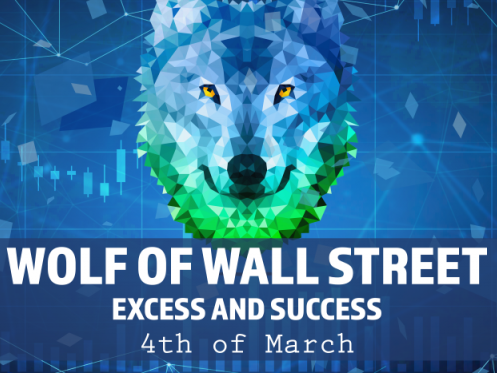 Wolf of Wallstreet || Excess and Success