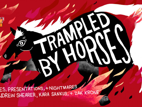 Trampled by Horses Event tickets - Good Good Comedy Theatre