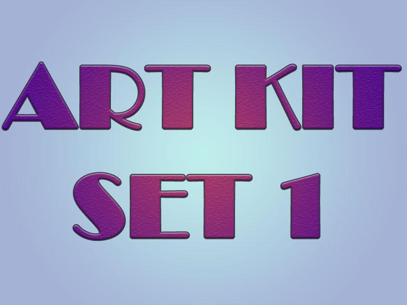 To-Go Acrylic Paint Kit Set #1