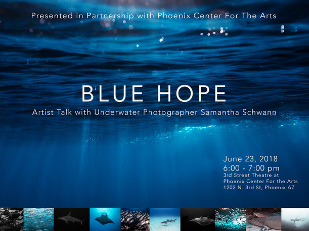 Blue Hope tickets - Phoenix Center for the Arts